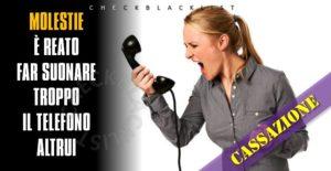 molestie-telefono-reato